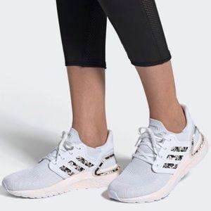 adidas UltraBOOST 20 White Glam Pack